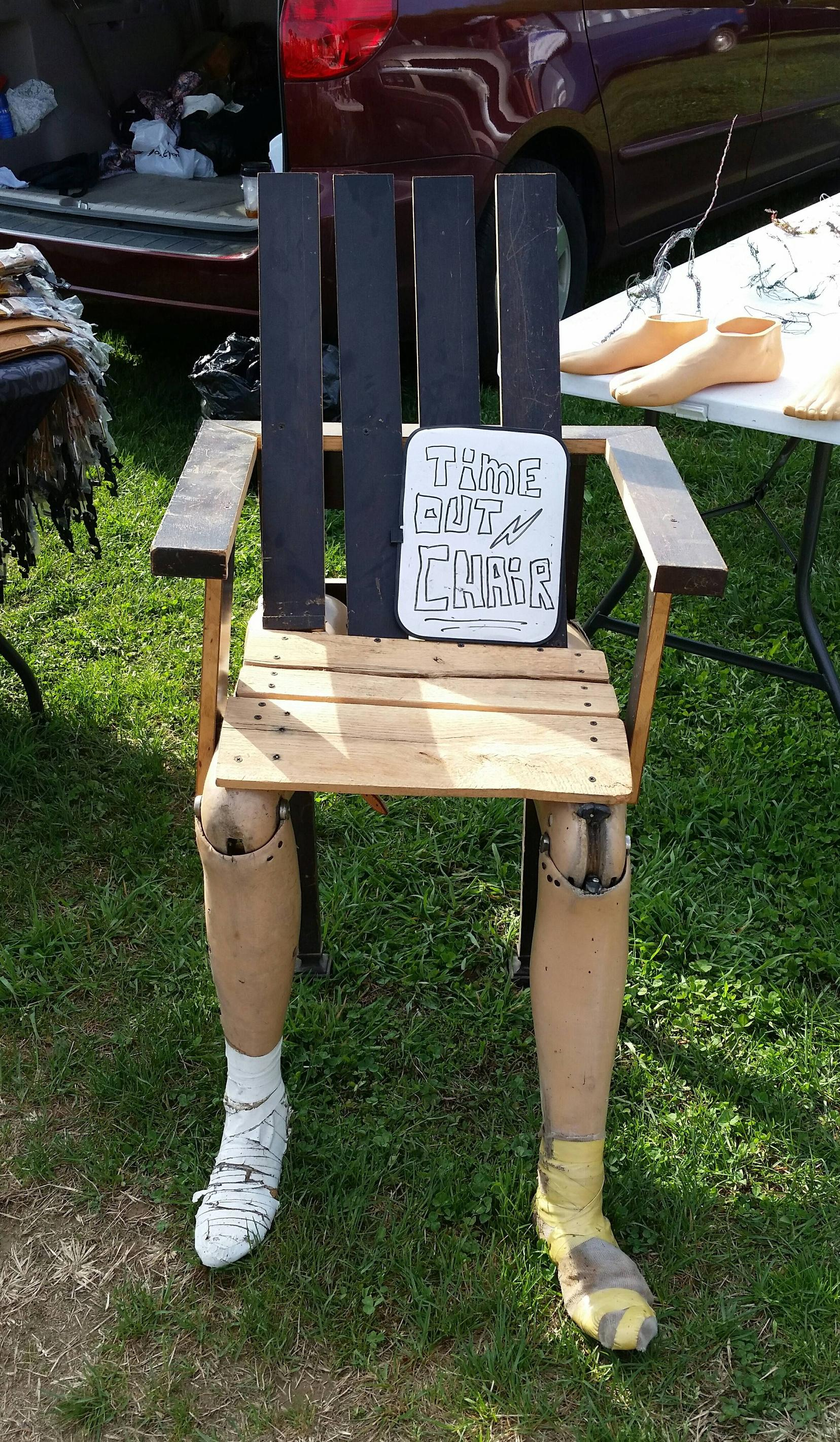 Time-Out Chair