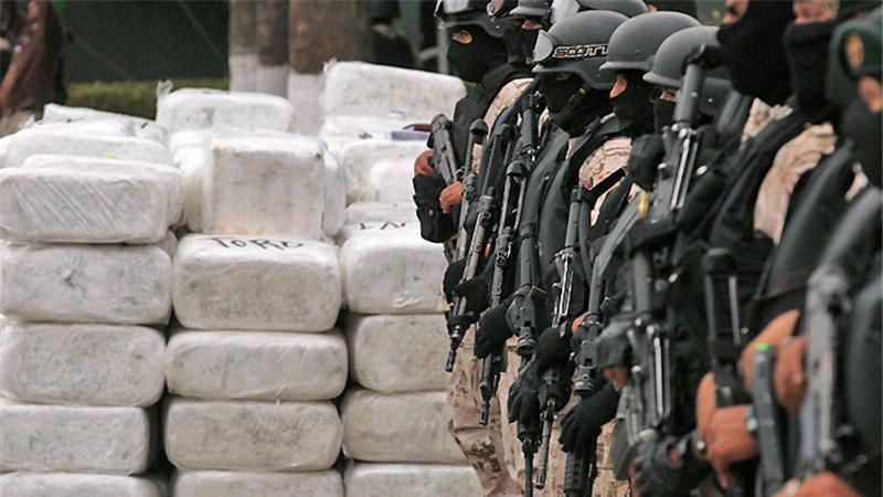 CIA Drug Smuggling