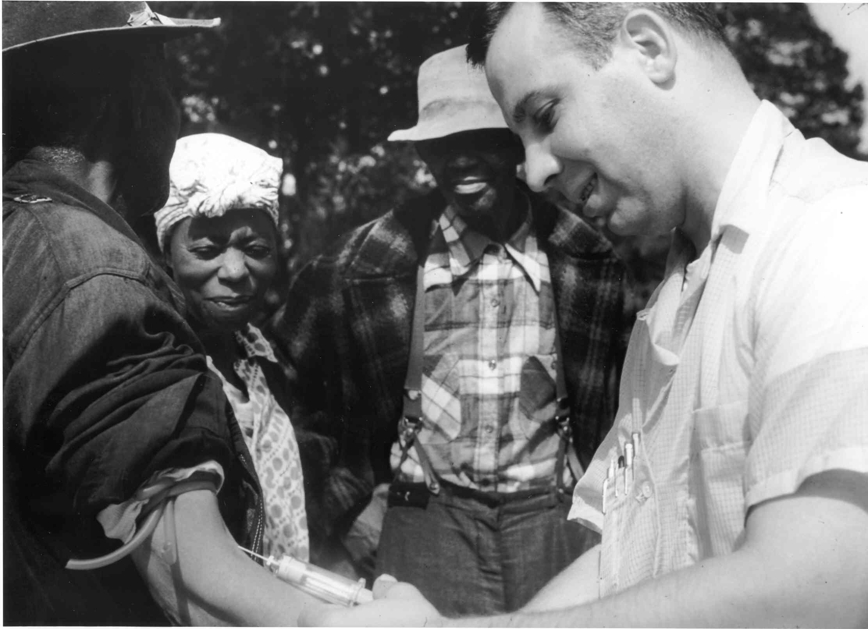 The Tuskegee Syphillis Study