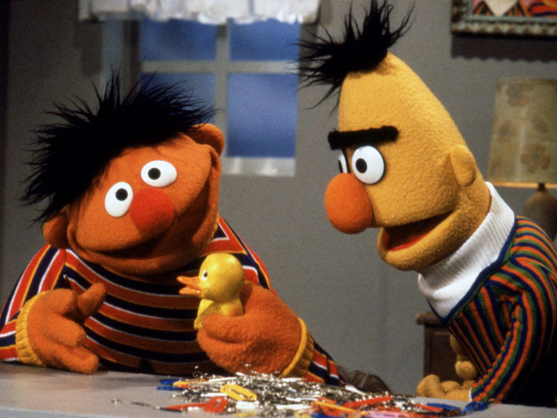 Things You Didn't Know About Bert and Ernie