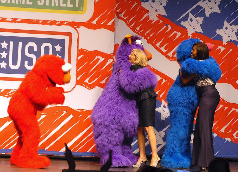 Elmo's World And Beyond