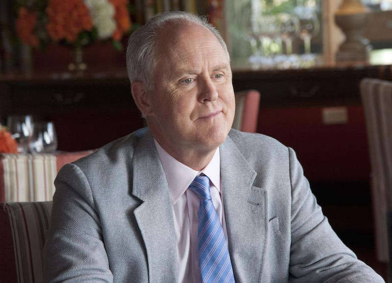 The Role of Frasier Was Written for John Lithgow