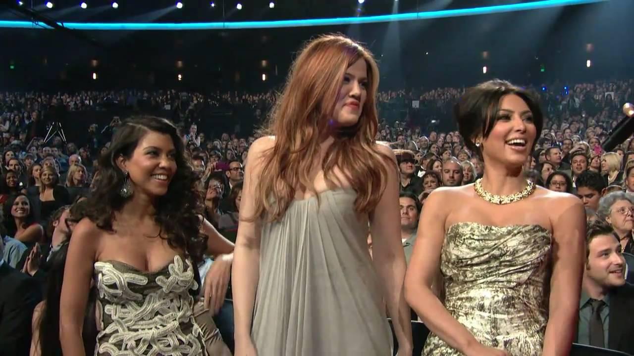 Kardashians Smile a lot
