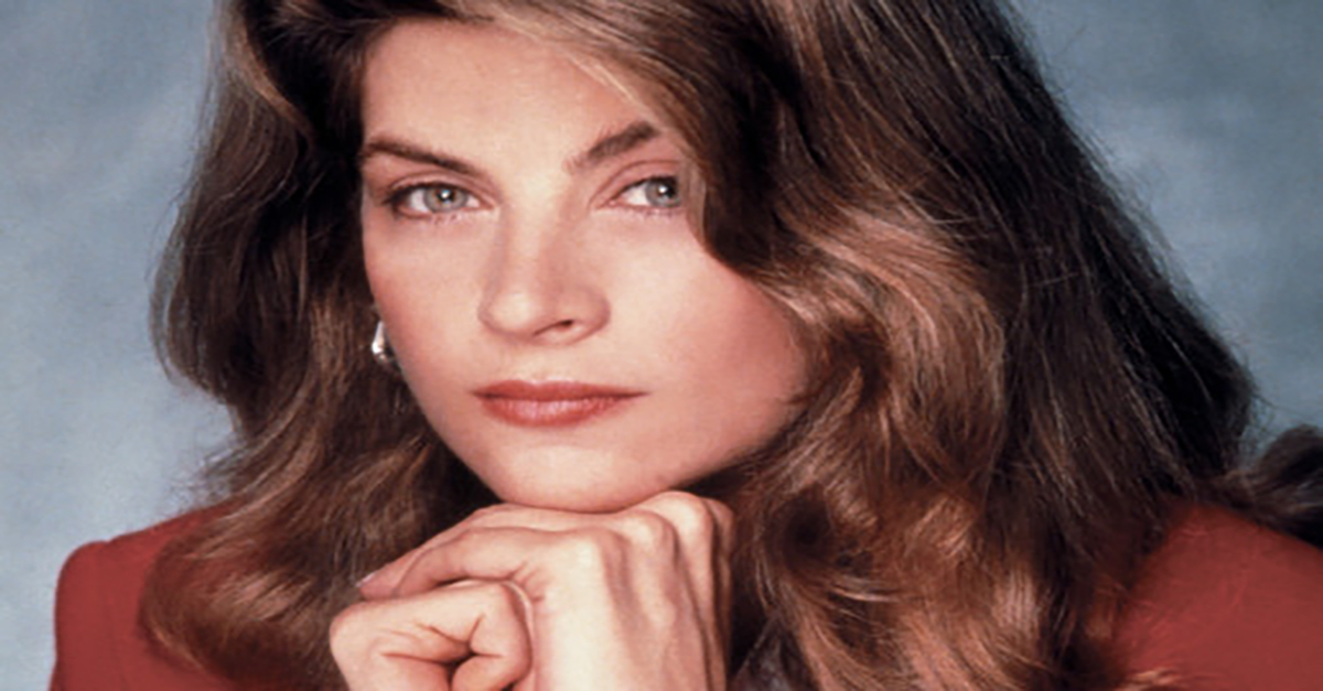 Kirstie Alley as Rebecca