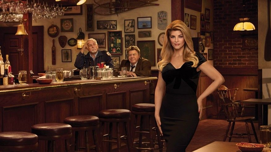 Kirstie Alley Is the Only Main Character to Not Appear on Frasier
