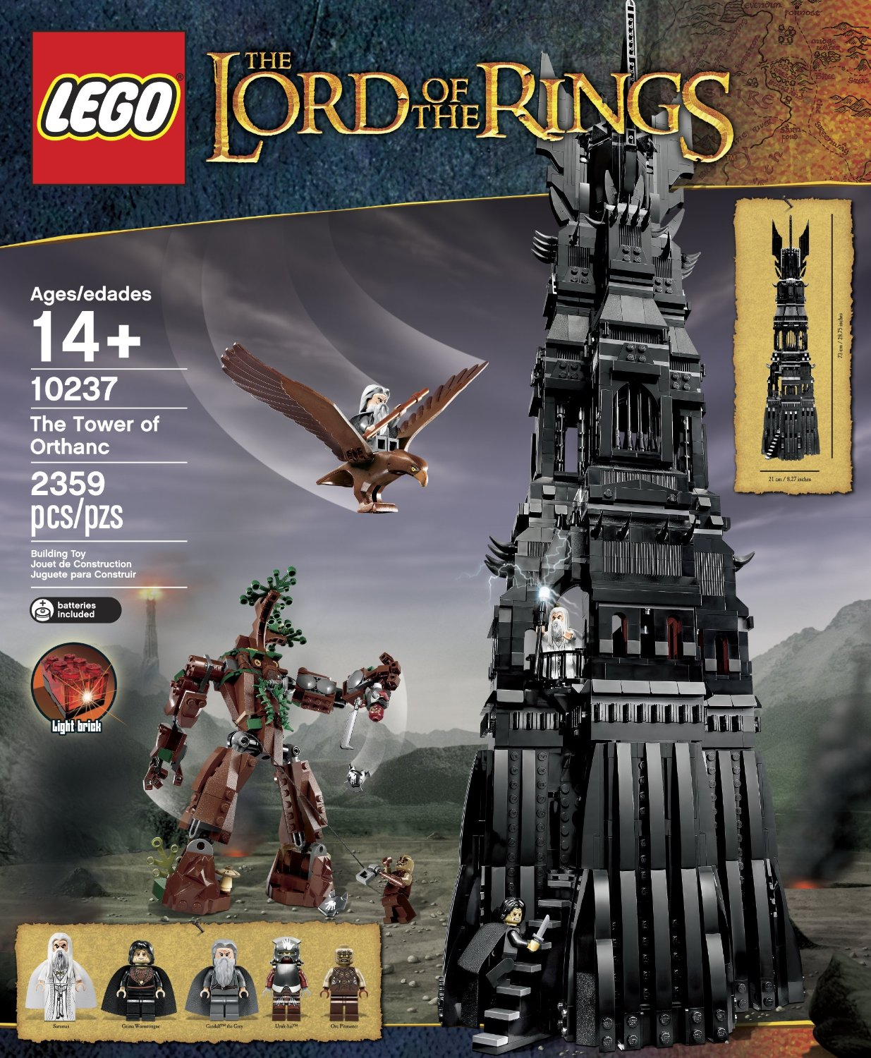 Lord of the Rings: Tower of Orthanc