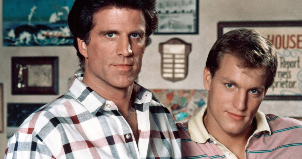 When Ted Danson Chose To Leave In 1993, the Writers Offered the Main Role to Woody Harrelson