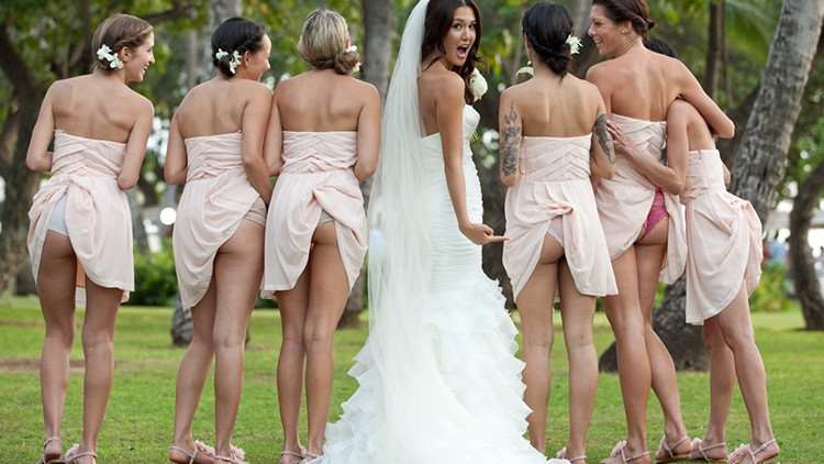 Bridal Butts