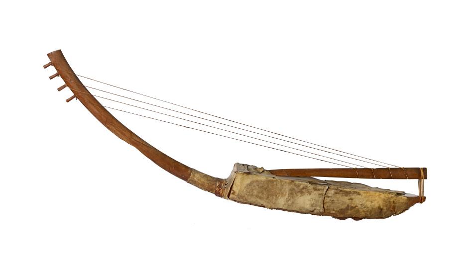 Ancient Egyptian Harps