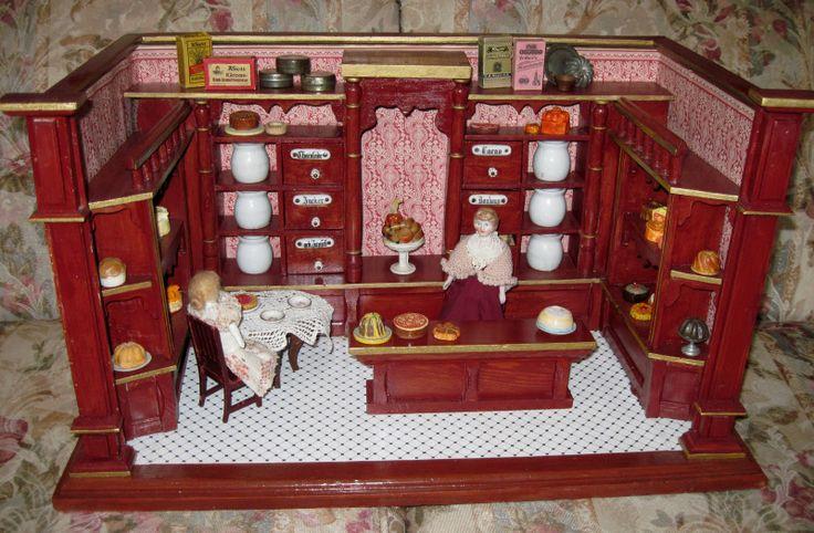 German Dollhouses