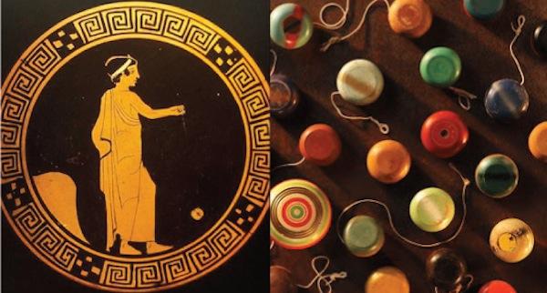 Ancient Greek Yo-yos