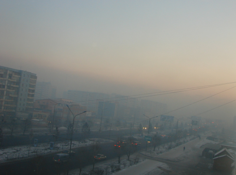 air pollution in mongolia essay