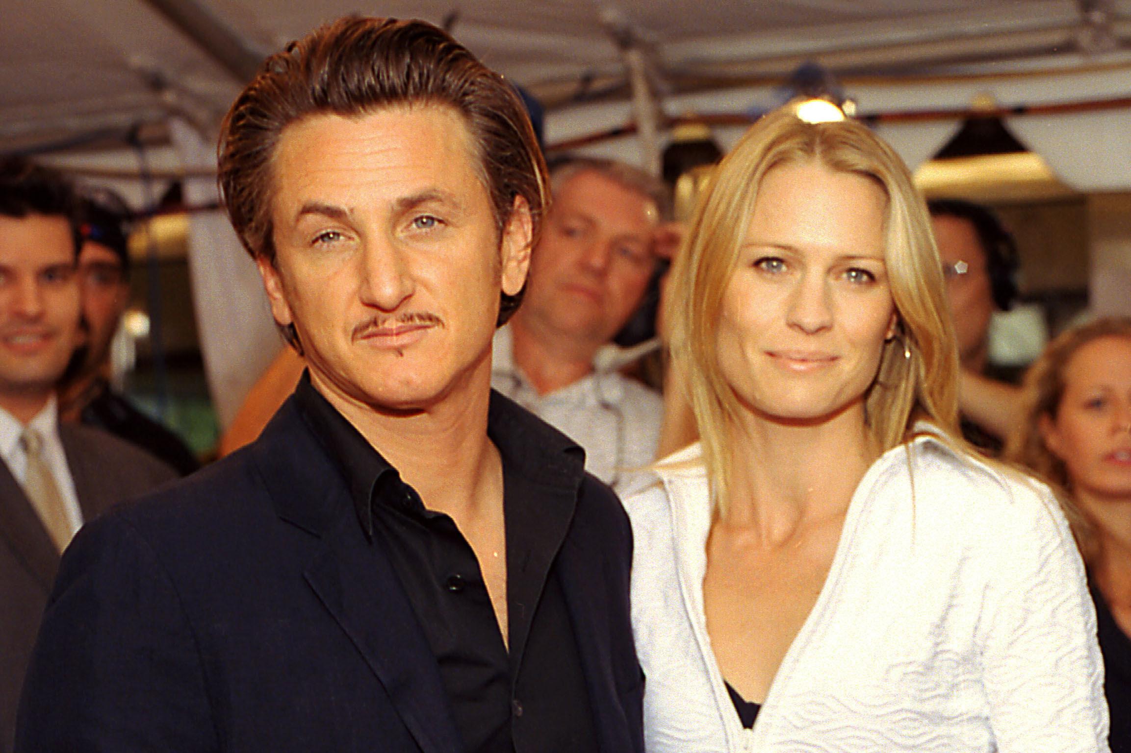 Parents: Sean Penn And Robin Wright