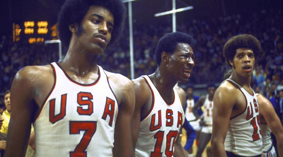USA Basketball Loses To The Soviet Union