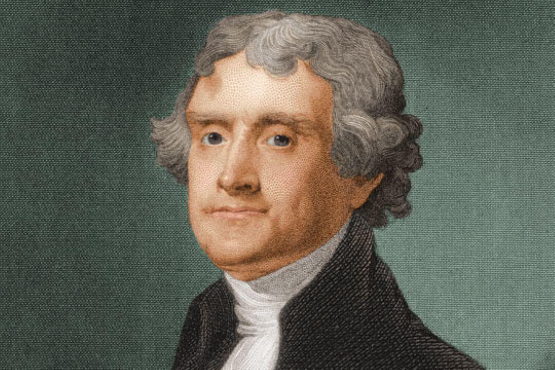 thomas jeffersons presidency essay
