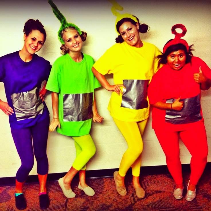 Best Throwback Halloween Costumes