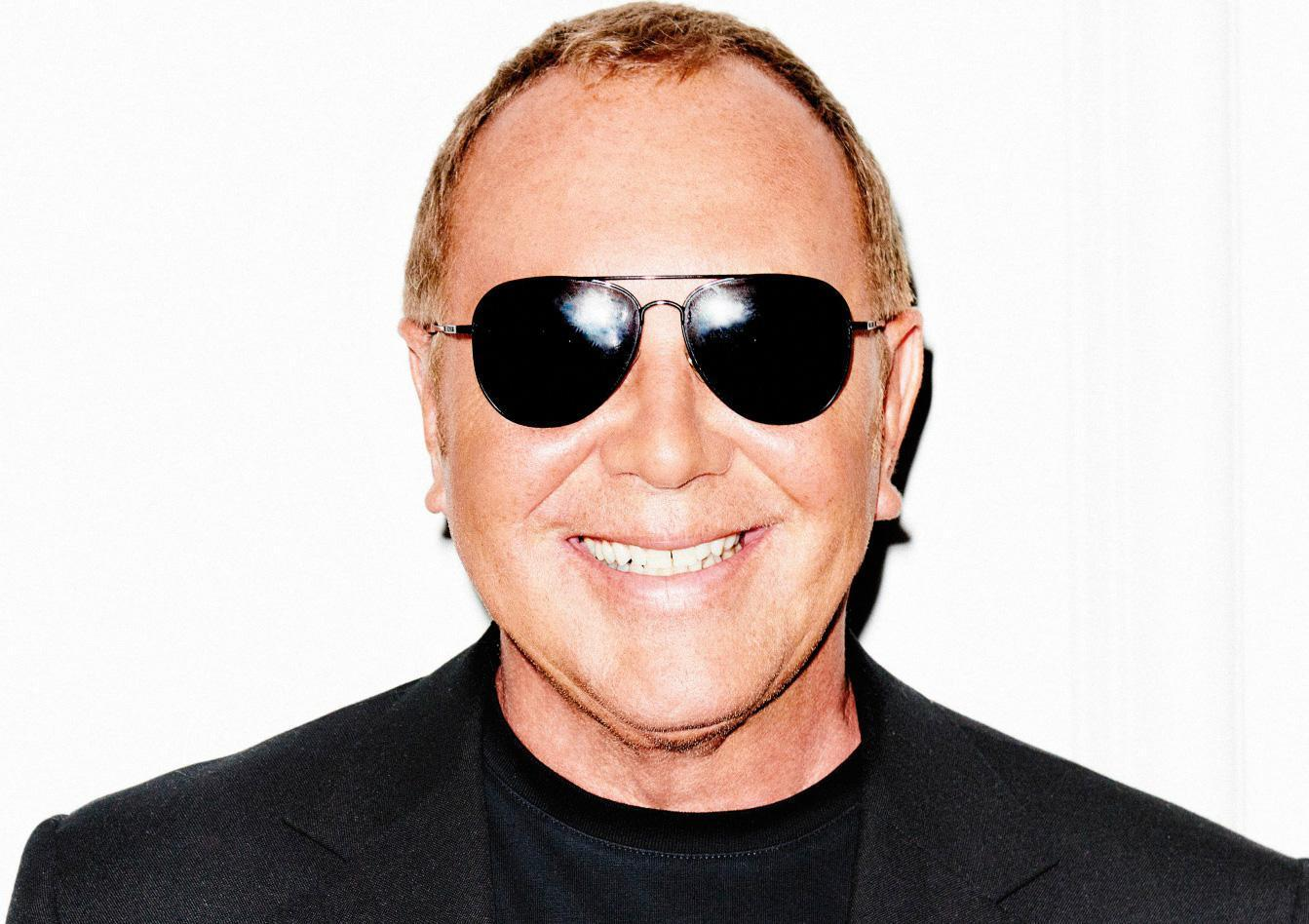 Michael Kors Is A Fashion Designer, After All