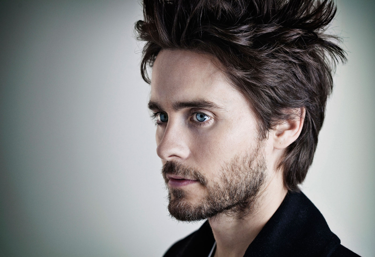 Jared Leto Takes Acting Seriously