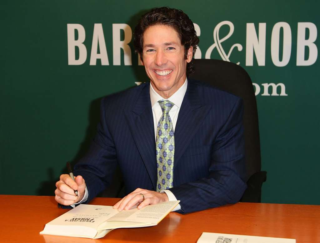 Joel Osteen's Source of Income