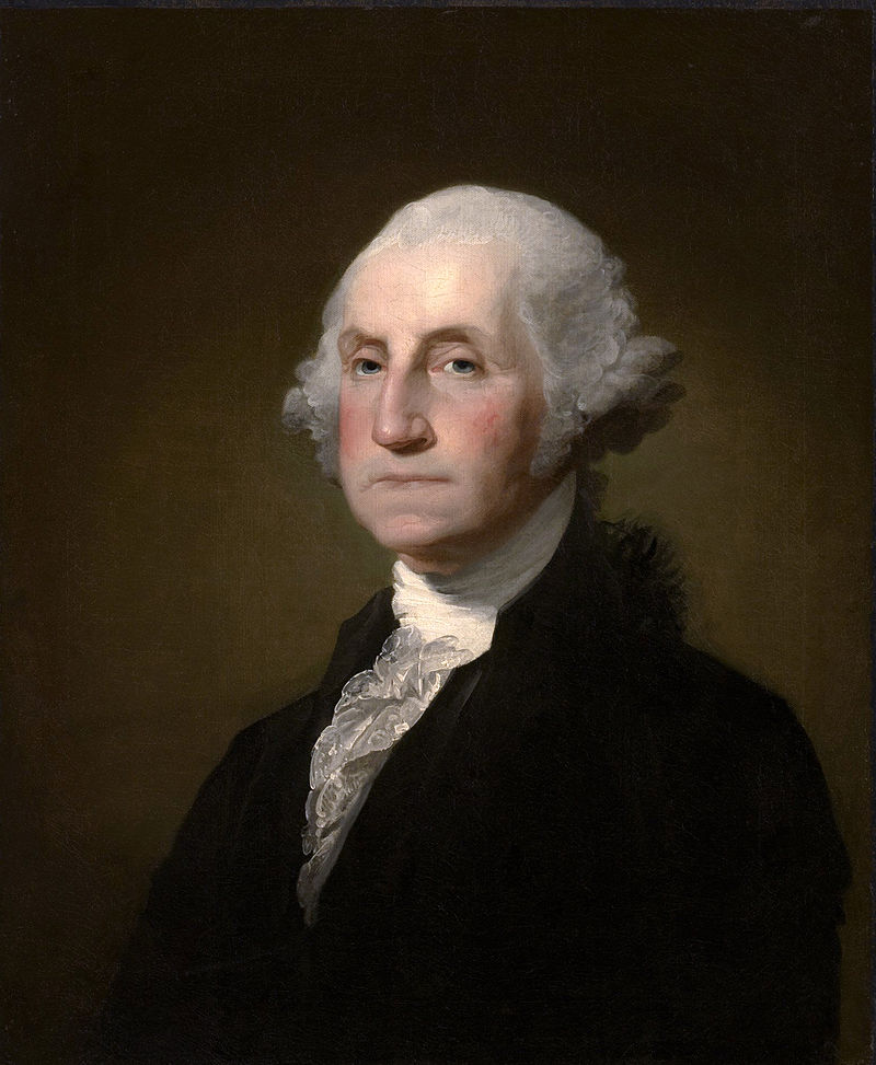 George Washington and the First Secretary of State