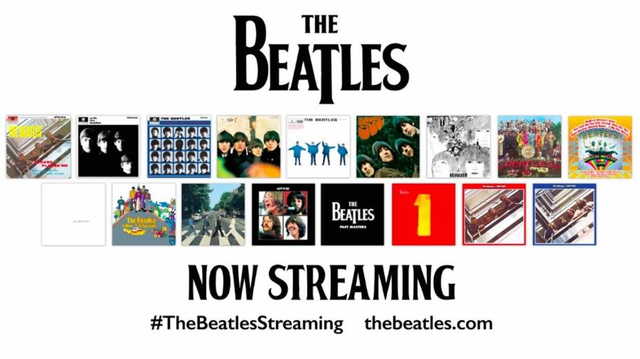Streaming the Beatles