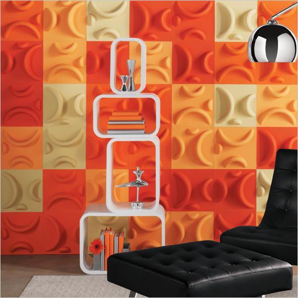 3-D Illusory Walls