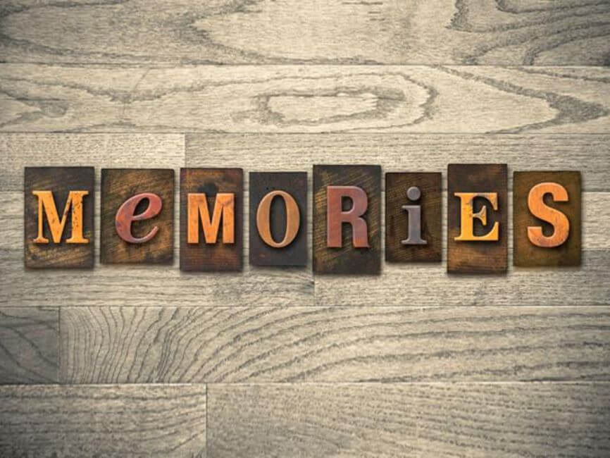 Who Can Forget the Memories You've Shared with Your Ex