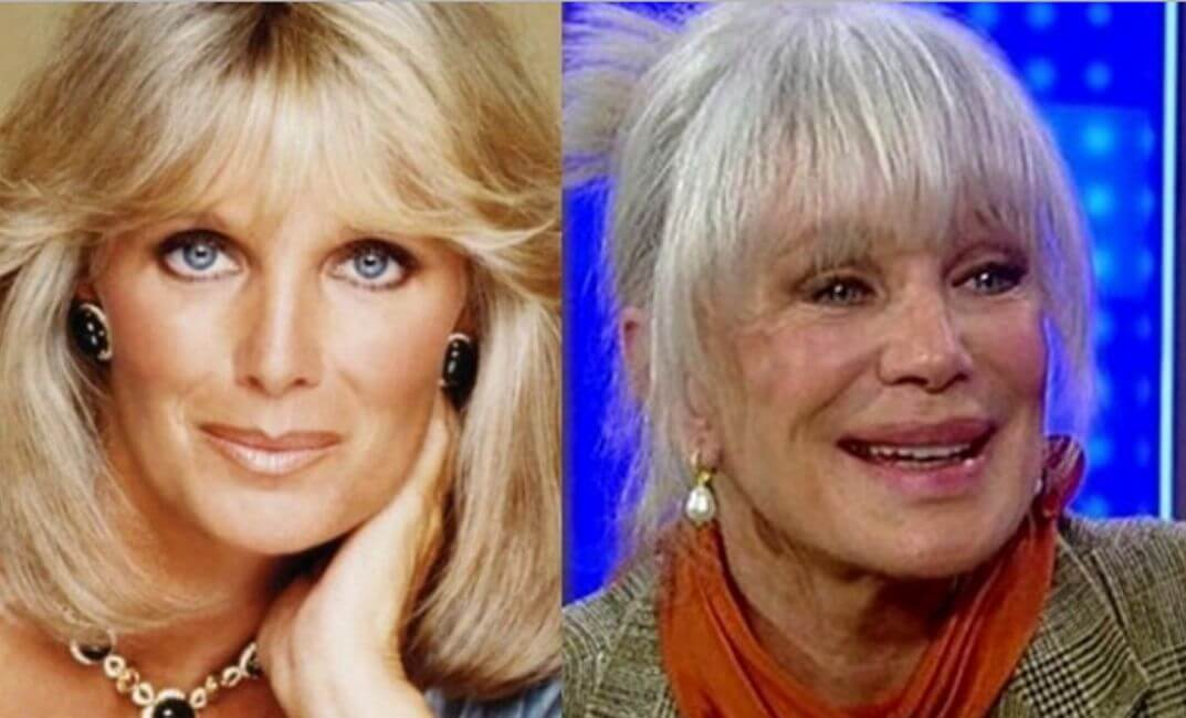 Linda Evans: What 50 plus years does to you