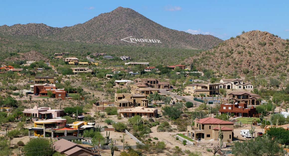 Worst: Mesa, Arizona