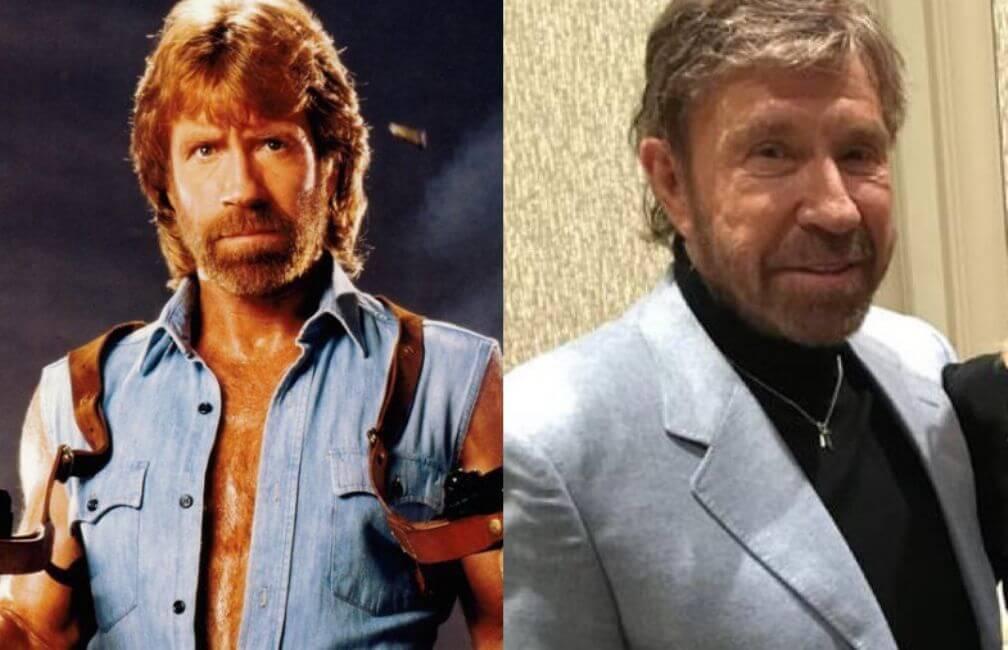 Chuck Norris: Uncle Chuck!