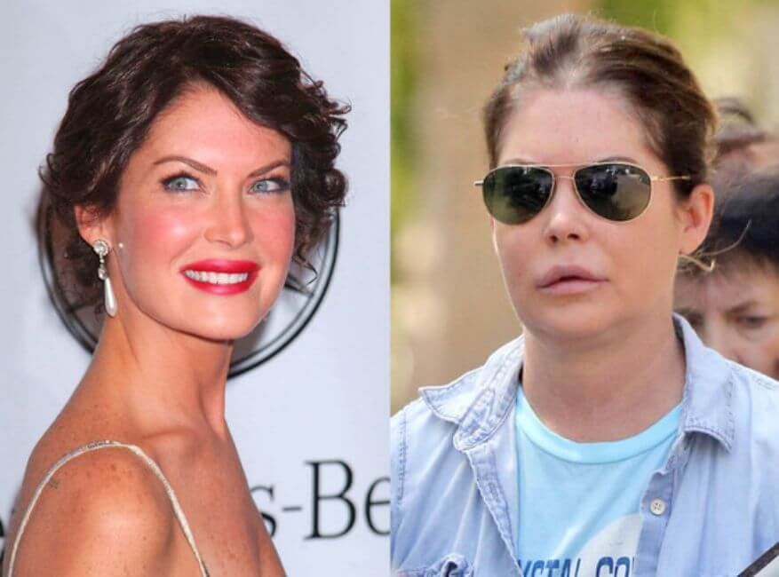 Lara Flynn Boyle: Can you recognize her