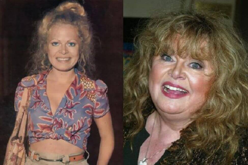 Sally Struthers: How the times have changed