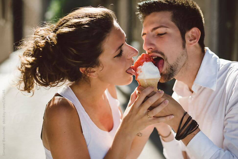 Take Your Date out for Some Ice Cream