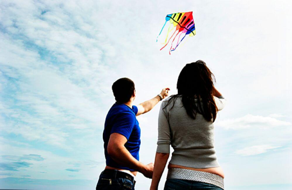 Fly a Kite on Your Next Date