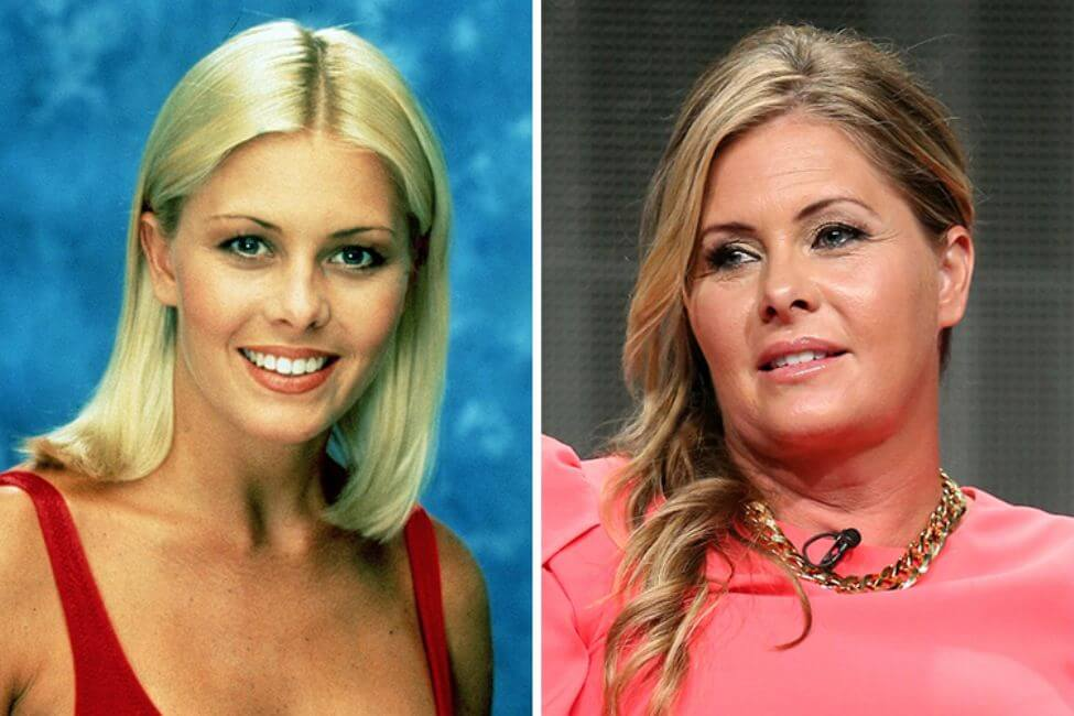 Nicole Eggert: Her Baywatch days are over