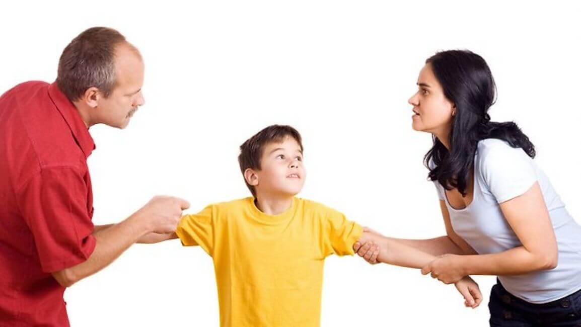 You May Have a Relationship with Your Exes Child