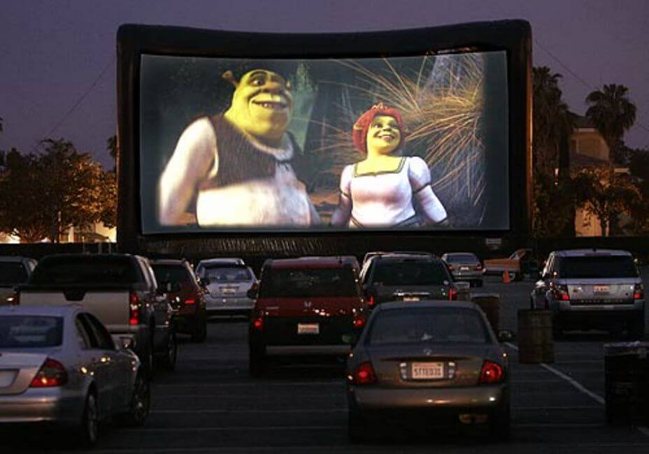 Remember the Drive-In Movie Theaters?