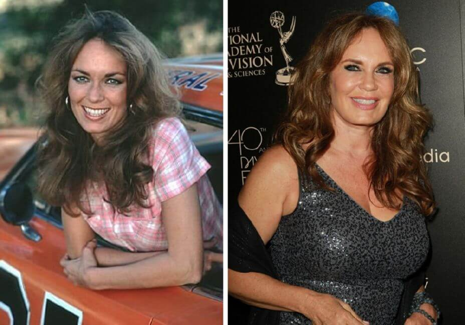 Catherine Bach: What the beauty once was