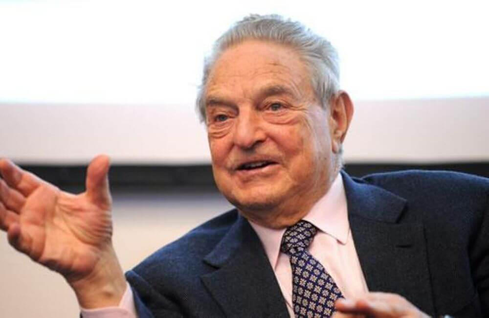 George Soros: Soros Fund Management, Open Society Institute