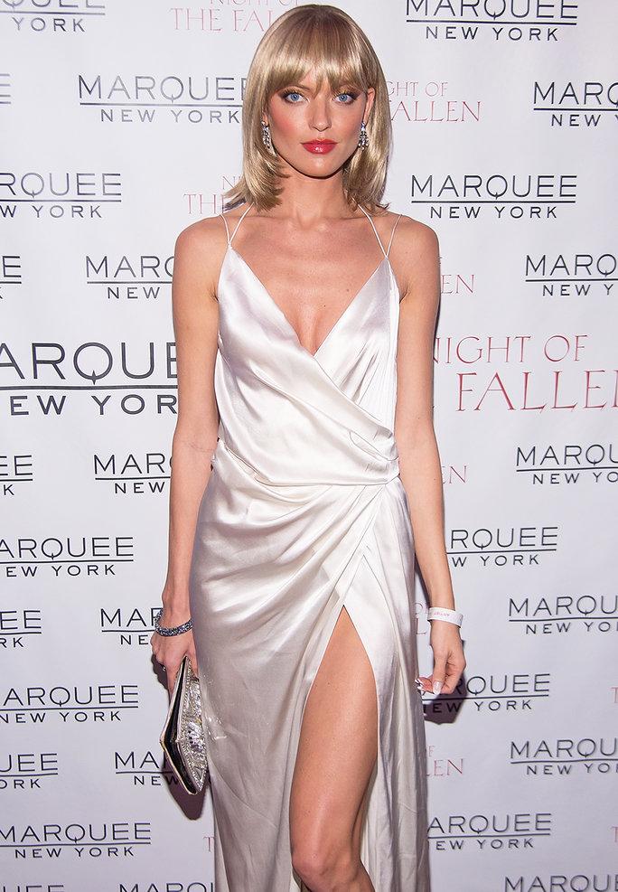 Martha Hunt as Marilyn Monroe