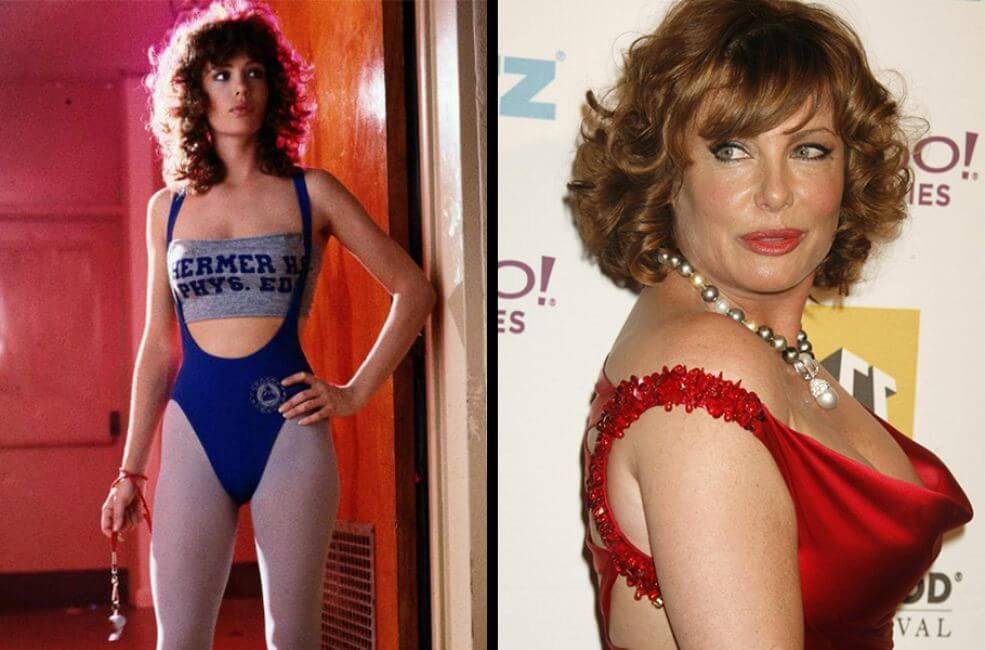 Kelly Le Brock: In need of weird science