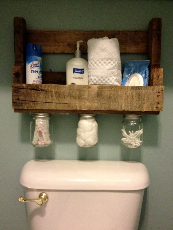 Insanely creative bathroom storage ideas - Insanely easy clever diy projects home ...
