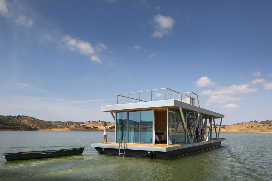 Floating Dream Home