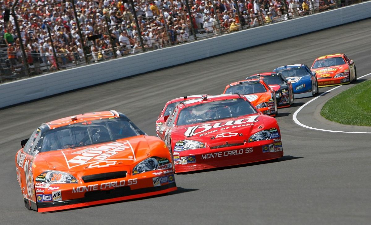 Dale Earnhardt Jr – 2007