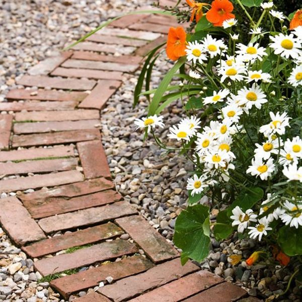 Create an Outdoor Path