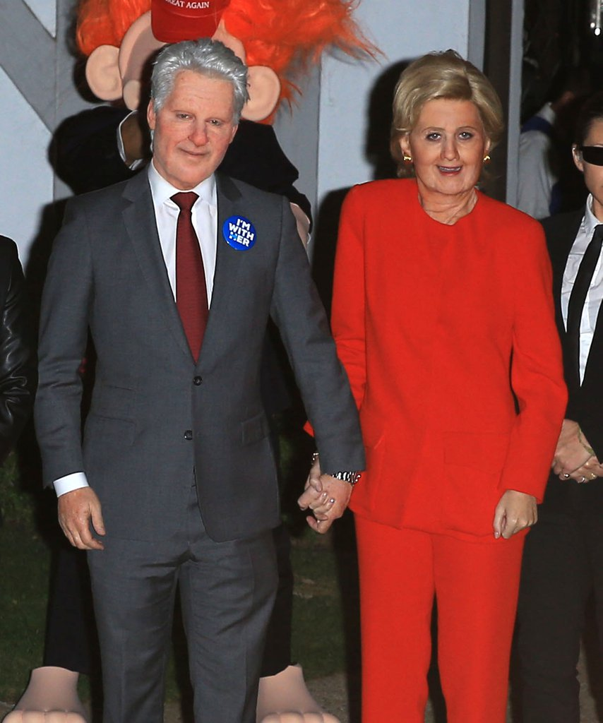 Katy Perry as HRC