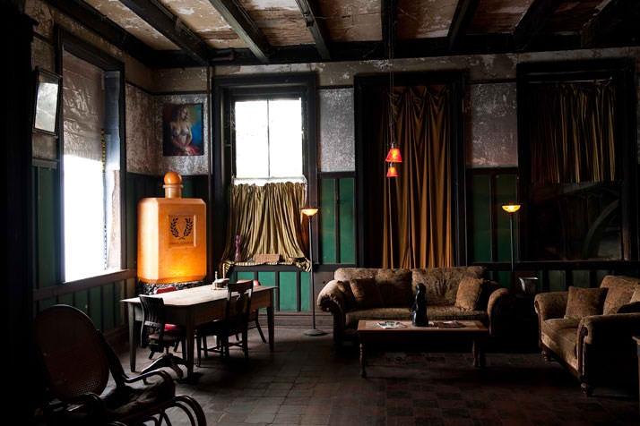 The Abandoned Gentlemen's Club