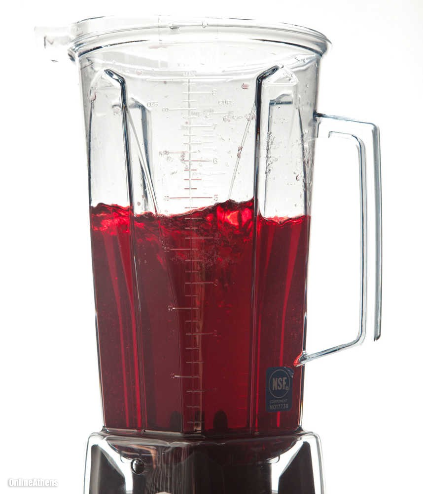Aerate Wine With A Blender