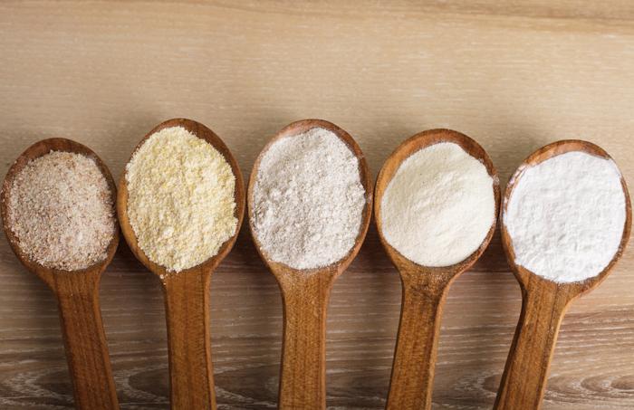 Find Flour Alternatives
