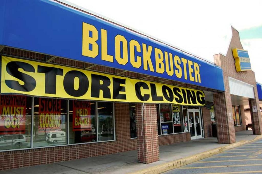 Blockbuster: A New Relic